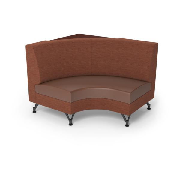 Synergy Tango, British Tan Vinyl, & Formal Mahogany