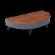 Cs Half Moon Table Coverclothdelft 1220X1220