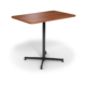Cs 30X48 Table Bh Rectangle Oiledcherry Black 1220X1220