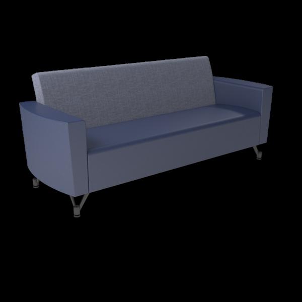Center Stage Sofa. Cover Cloth Delft