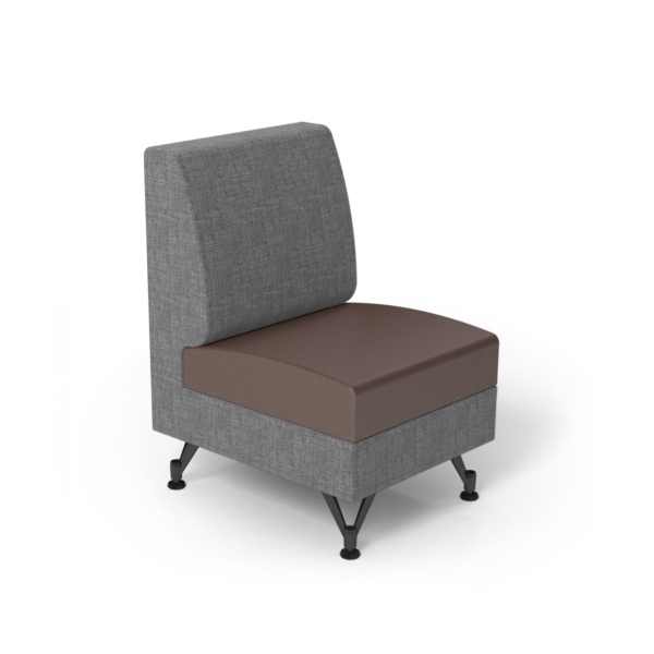 Cs Single Seat Chocolate Cover Cloth Vesper Mocha