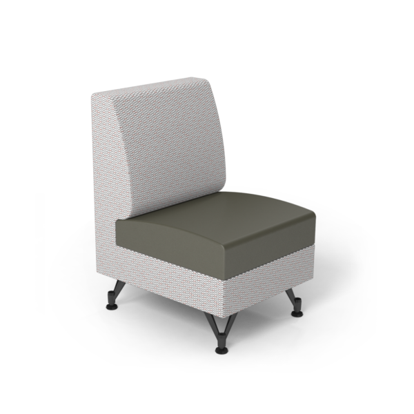 Cs Single Seat Fire Habit Salt Dark Cherry