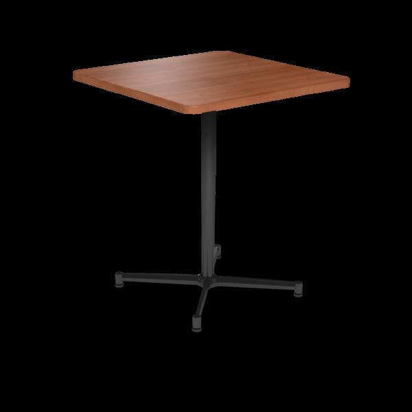 Cs 36X36 Table Bh Square Oiledcherry Black 1220X1220