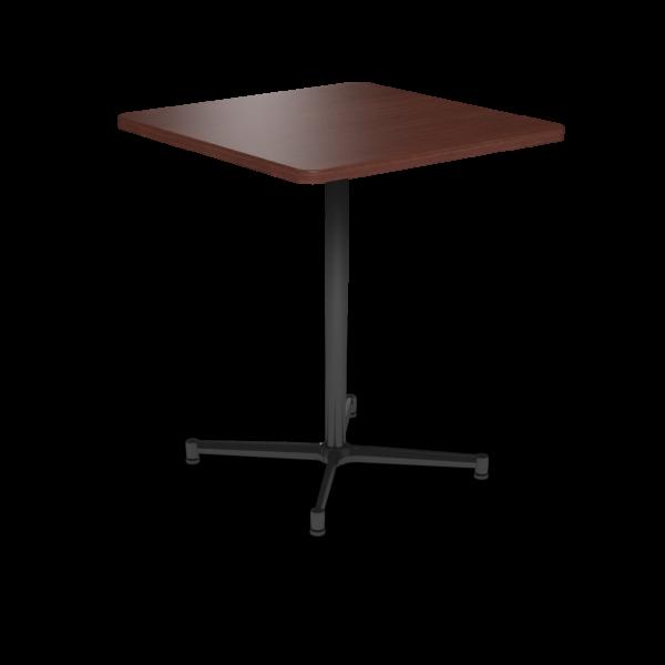 Cs 36X36 Table Bh Square Formalmahogany Black 1220X1220