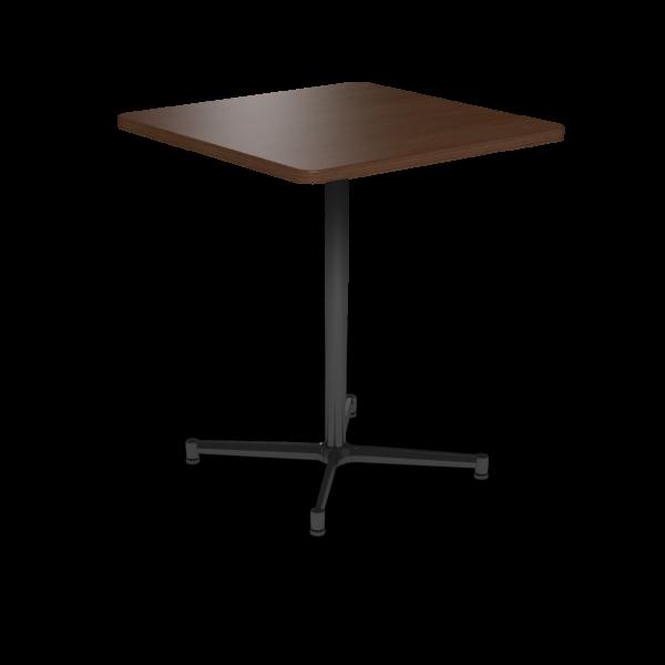 Cs 36X36 Table Bh Square Gunstocksavory Black 1220X1220