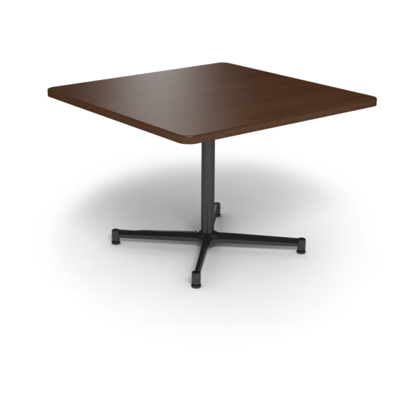 Cs 42X42 Table Th Square Gunstocksavory Black 1220X1220