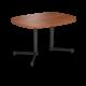 Cs 36X48 Table Th Super Elliptical Oiledcherry Black 1220X1220