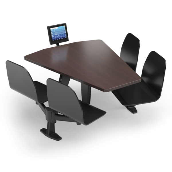 CS, Swing Swivel Table and Chairs
