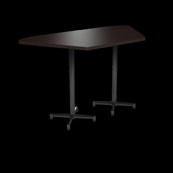Cs 36X72 Table Bh Trapezoid Witchcraft Black 1220X1220