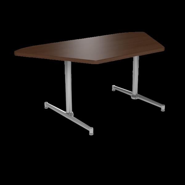 Cs 36X72 Table Th Trapezoid Gunstocksavory Silver 1220X1220