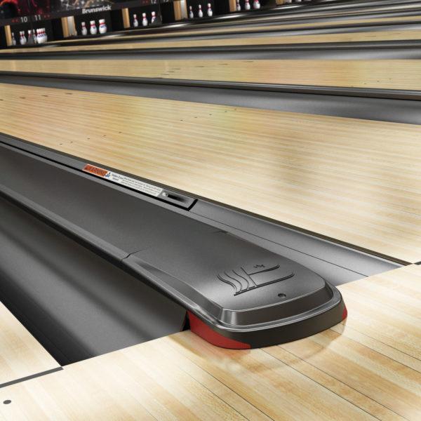 Bcpvp Pg34 Pro Lane Black Gutter Cap Rendering
