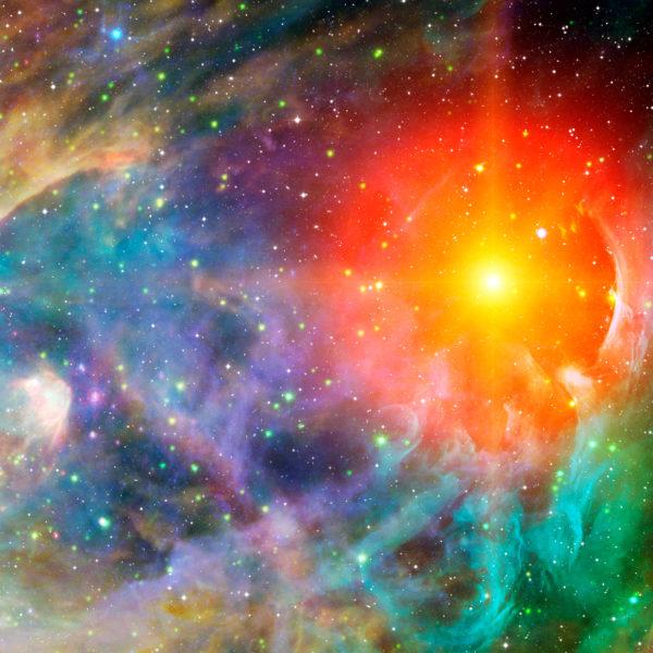 Mu Celestial Galaxy 1220X1220