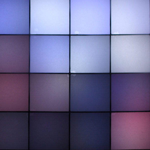 Mu Modern Lighted Tiles 1220X1220