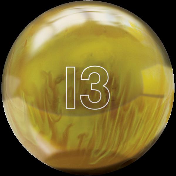 House Ball 13Lb Yellow