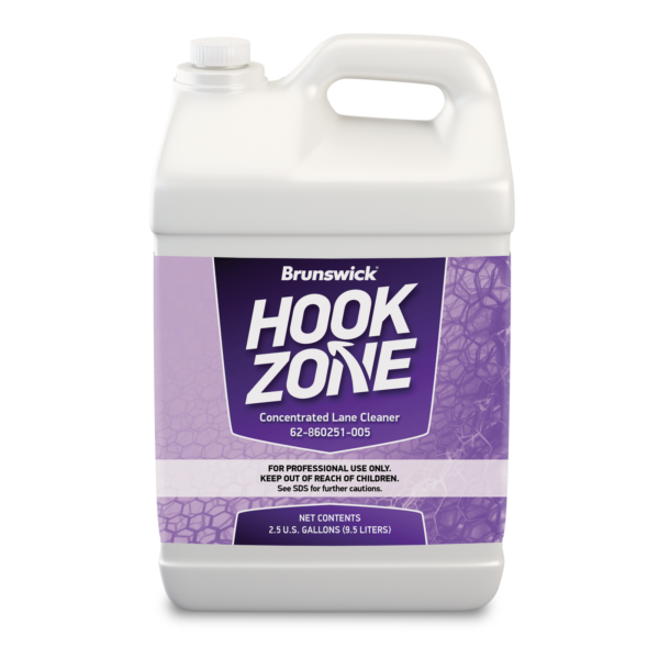 Hook Zone Cleaner 2 5 Gal Straight