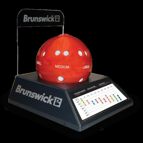 House Ball Myball System Myfit Sizing Display