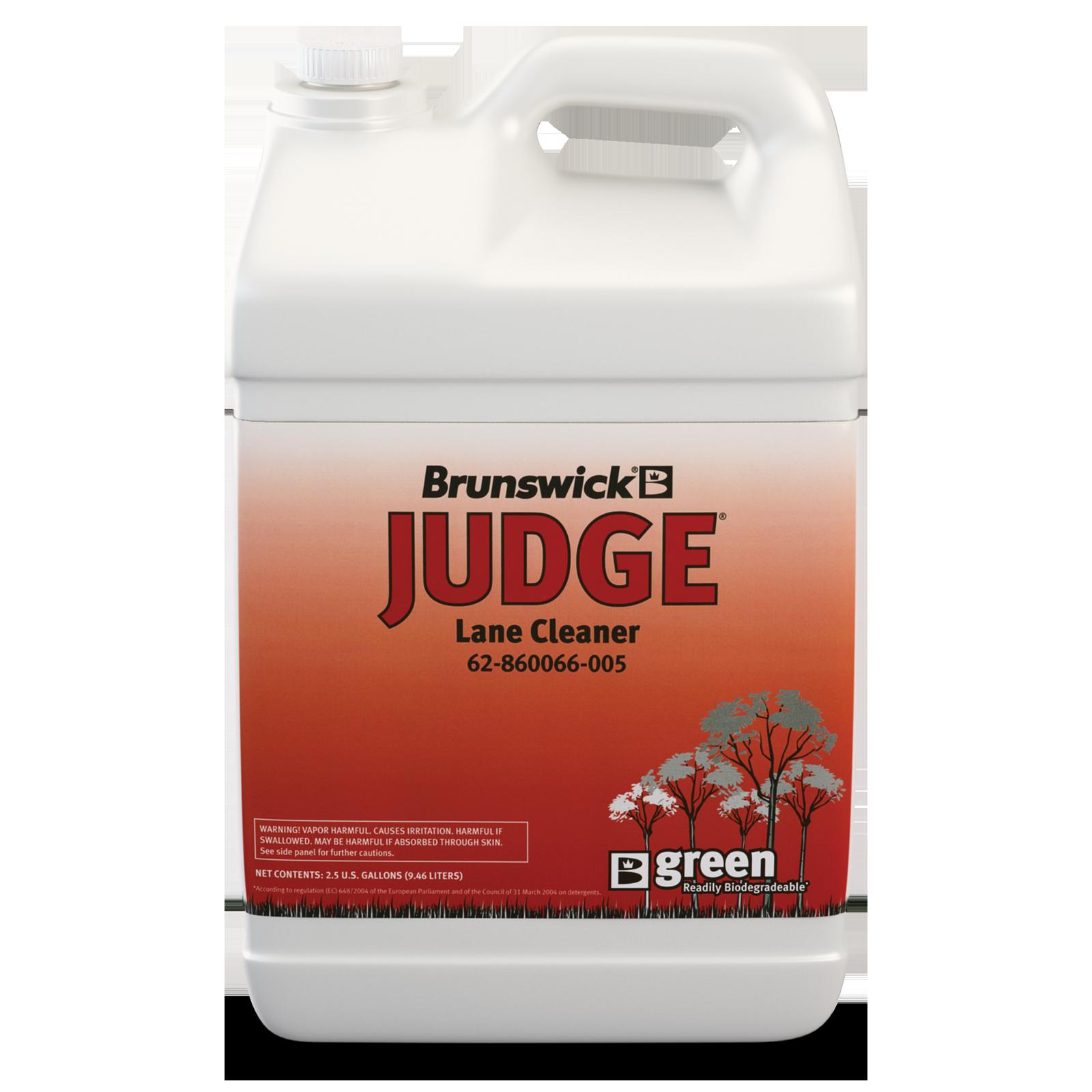 Judge® Lane Cleaner | Brunswick Bowling