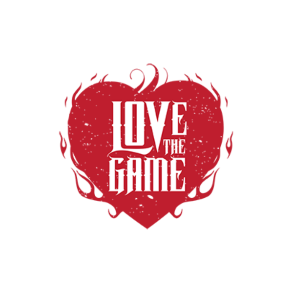 Sync Games Love The Game Logo 1220X1220
