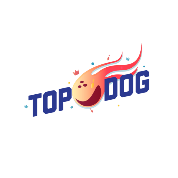 Sync Games Top Dog Logo 1220X1220