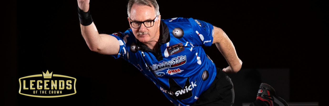 Pro Staffer Walter Ray Williams, Jr. Legends of the Crown Action Shot