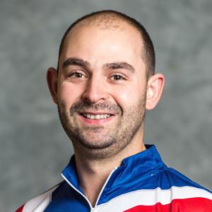 Pro Staffer Dom Barrett Headshot