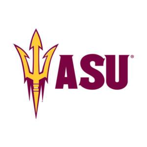 Arizona State University Athletic Logo