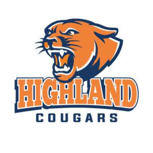 Highland Community College athletics logo